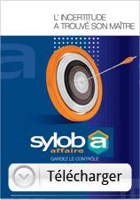 Télécharger la plaquette de l'ERP Sylob Affaire